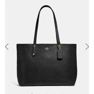 Coach Tote with Zip